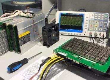 آموزش تعمیر ماینر - کنترل برد- هش برد- مدار پاور هوشمند